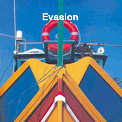 collection-evasion